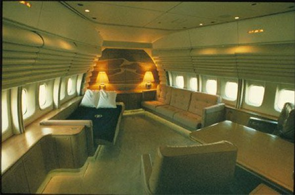 Air Force One Presidential Suite